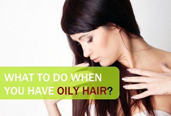O que fazer quando você tem o couro cabeludo e cabelos oleosos