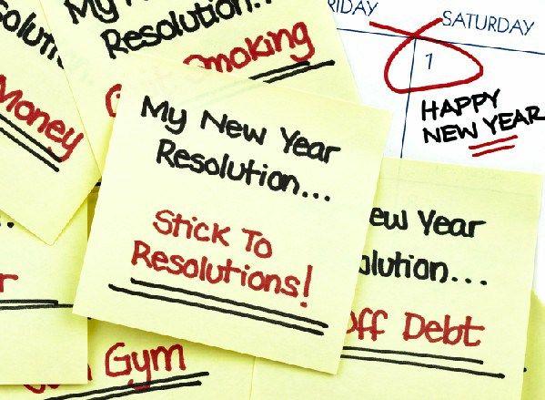 Qual será a sua nova resolução ano de 2016? Melhores ideias