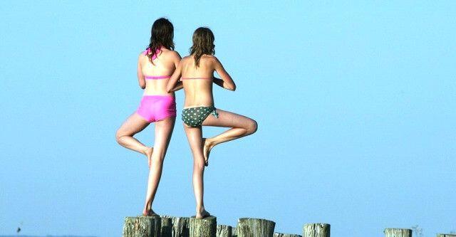 É seguro praticam ioga durante o período menstrual